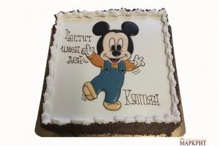 Торта Мики Маус 2