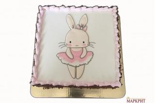 Торта Зайче