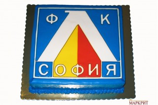 Торта ФК Левски