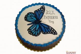 Торта Пеперуда 2