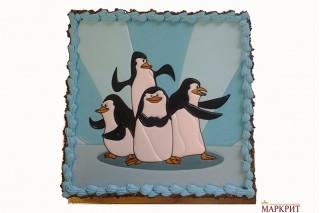 Торта Пингвините