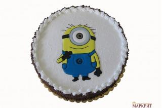 Торта Миньоните 2