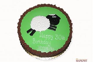 Торта Овен