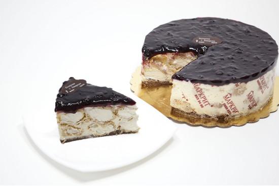 Еклерова торта ванилия
