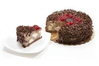 Еклерова торта шоколад