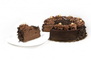 Торта Маркрит лешник