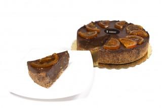 Торта Шоколад с портокал